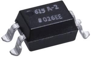 Optocsatoló 1 db fototranzisztorral, DIL 4 SMD, Isocom Components SFH615A-2XSMT/R (SFH615A-2XSMT/R) Isocom Components