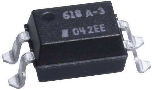 Optocsatoló 1 db fototranzisztorral, DIL 4 SMD, Isocom Components SFH618A-3XSMT/R