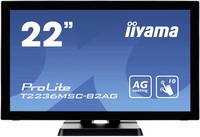 """Iiyama ProLite T2236MSC-B2AG Érintőképernyős monitor 54.6 cm (21.5 """") EEK: B (A+ - F) 1920 x 1080 pixel 16:9 8 ms VGA, U (T2236MSC-B2AG) Iiyama"""