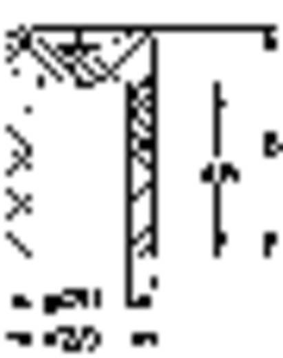 Nyomókapcsoló 1 x be/(be), 60 V/0,5 A, Mentor 1446.1233