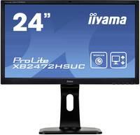 Iiyama ProLite XB2472HSUC-B1 LED monitor (felújított) 59.9 cm (23.6 coll) 1920 x 1080 pixel Full HD 8 ms Kijelző csatla Iiyama