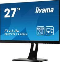 Iiyama ProLite B2791HSU LED monitor (felújított) 68.6 cm (27 coll) EEK A+ (A+++ - D) 1920 x 1080 pixel Full HD 1 ms Kije Iiyama
