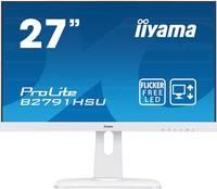 Iiyama ProLite B2791HSU LED monitor (felújított) 68.6 cm (27 coll) EEK A (A+++ - D) 1920 x 1080 pixel Full HD 1 ms Kijel Iiyama
