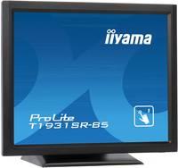 Iiyama ProLite T1931SR Érintőképernyős monitor 48.3 cm (19 coll) EEK A (A+++ - D) 1280 x 1024 pixel SXGA Kijelző csatla Iiyama
