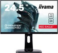 Iiyama G-MASTER GB2560HSU LED monitor (felújított) 62.2 cm (24.5 coll) EEK A (A+++ - D) 1920 x 1080 pixel Full HD 1 ms K Iiyama