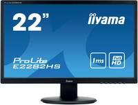 Iiyama ProLite E2282HS LED monitor (felújított) 54.6 cm (21.5 coll) EEK B (A+++ - D) 1920 x 1080 pixel Full HD DVI, HDM Iiyama