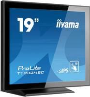 Iiyama ProLite T1932MSC Érintőképernyős monitor 48.3 cm (19 coll) EEK B (A+++ - D) 1280 x 1024 pixel SXGA 14 ms Kijelző Iiyama