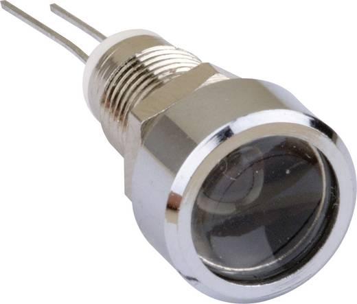 Fém reflektoros foglalat előlapi szereléshez LED-ekhez, Mentor RTM.5070