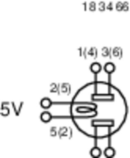 Gázérzékelő, 822 Figaro Szénmonoxid, ammónia, kéndioxid, a