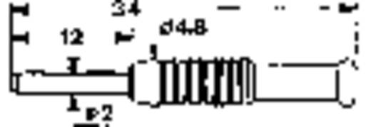 Dugó tesztelő kapcsolós aljzathoz, Mentor 2609.2221