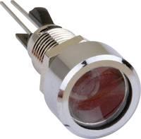 Fém reflektoros foglalat előlapi szereléshez LED-ekhez, Mentor 2672.8021 (2672.8021) Mentor