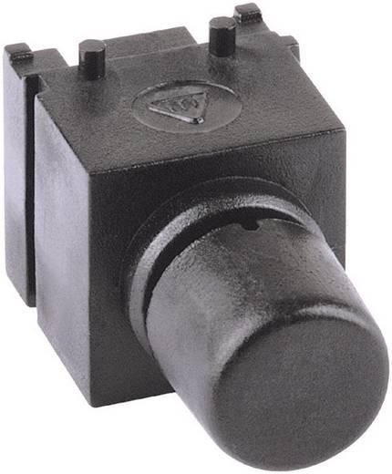 Nyomókapcsoló 1 x ki/(be), 60 V/0,5 A, álló, Mentor 1852.6231