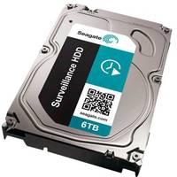 "Seagate ST6000VX001 Belső merevlemez, 8,9 cm (3,5"") 6 TB SATA III (ST6000VX001) Seagate"