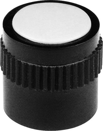 Forgatógomb Fekete (Ø x Ma) 15 mm x 15 mm M