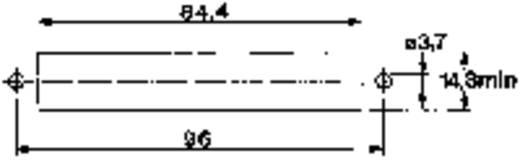 Mentor Behajtható fogantyú 3211.1003 (H x Sz x Ma) 106.4 x