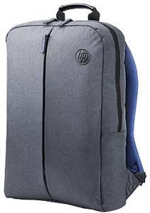 """HP Notebook hátizsák HP 15.6 Value Backpack Alkalmas: Max.: 39,6 cm (15,6"""") Kék, Szürke HP"""