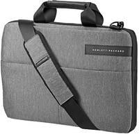 "HP Notebook táska Tasche / HP 14.0 Signature Slim Topload Alkalmas: Max.: 35,6 cm (14"") Fekete, Szürke HP"