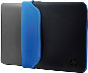 "HP Notebook tasak HP 14.0 Blk/Blue Chroma Sleeve Alkalmas: Max.: 35,6 cm (14"") Fekete, Kék (V5C27AA#ABB) HP"