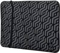 "HP Notebook tasak HP Neoprene Reversible Sleeve - Notebook Alkalmas: Max.: 35,6 cm (14"") Szürke (2TX16AA#ABB) HP"