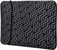 "HP Notebook tasak HP Neoprene Reversible Sleeve - Notebook Alkalmas: Max.: 39,6 cm (15,6"") Szürke (2TX17AA#ABB) HP"