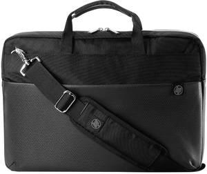 "HP Notebook táska HP Duotone BriefCase - Notebook-Tasche - Alkalmas: Max.: 39,6 cm (15,6"") Ezüst, Fekete HP"