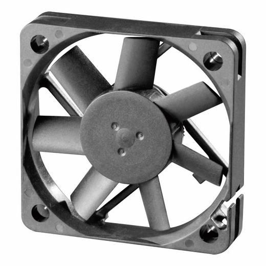 Axiális ventilátor (ipari), 12 V/DC 39.07 m³/h (Sz x Ma x Mé) 60 x 60 x 20 mm Sunon