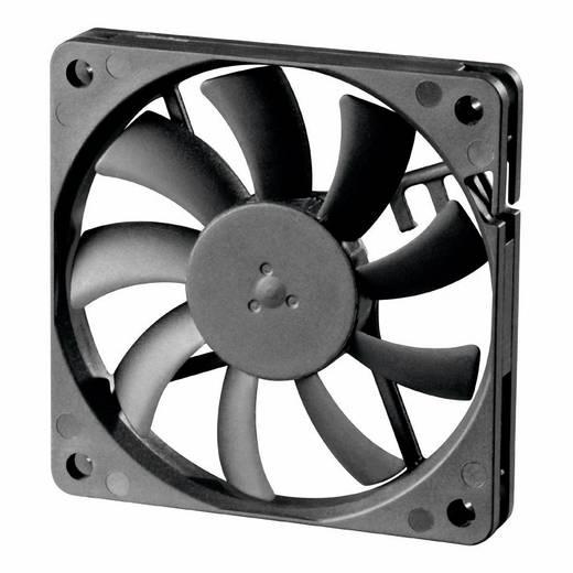 Axiális ventilátor (ipari), 12 V/DC 28.88 m³/h (Sz x Ma x Mé) 70 x 70 x 10 mm Sunon MB70101V2-0000-A99