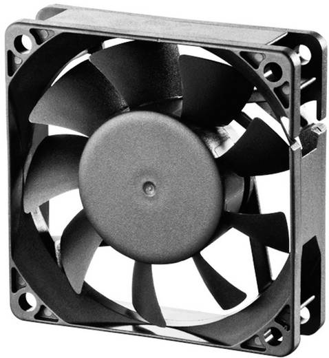 Axiális ventilátor (ipari), 12 V/DC 49.27 m³/h (Sz x Ma x Mé) 70 x 70 x 20 mm Sunon EE70201S1-000U-A99