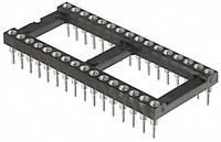 IC foglalat 7.62 mm Pólusszám: 6 TRU COMPONENTS Precíziós érintkezők TRU Components