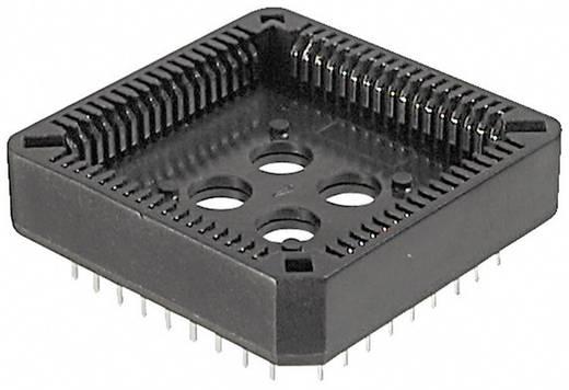 PLCC foglalat, 25.4 mm pólusszám: 84 ASSMANN WSW A-CCS 084-Z-T 1 db