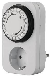 Bachmann 852.101 Időkapcsoló óra Analóg Napi program 3680 W IP20 Folyamatos üzem Bachmann