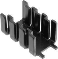 Hűtőborda 16 K/W 28 x 18,5 x 15 mm TO-220, Tru Components TC-V7238E1-203 (1586607) TRU COMPONENTS