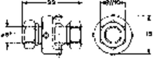 Csuklós potméter tengely összekötő, Mentor 648.66