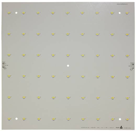 LED panel 54db melegfehér LED-del 10W 1100lm 280 x 280 x 2 mm Barthelme 50705433
