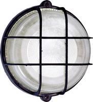 as - Schwabe Világítás nedves helyiségbe LED E27 100 W Fekete as - Schwabe