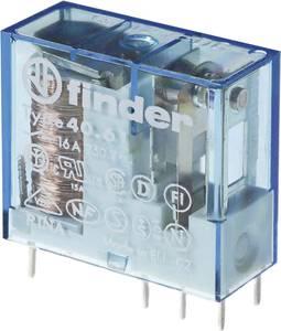 Finder 40.61.9.012.4000 Nyák relé 12 V/DC 16 A 1 váltó 1 db Finder