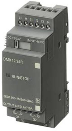 SPS bővítő egység Siemens LOGO! DM8 24 6ED1055-1CB00-0BA0 24 V/DC