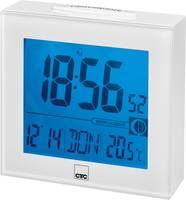 CTC 170251 Rádiójel vezérlésű Rádiójel vezérlésű óra Fehér Riasztási idők 1 (170251) CTC