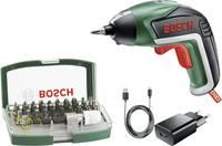 Bosch Home and Garden IXO V Akkus csavarozó 3.6 V 1.5 Ah Lítiumion Akkuval, Tartozékokkal (06039A800S) Bosch Home and Garden