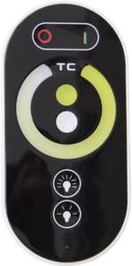 LED kontroller érintős rádiójel vezérlésű távirányítóval fehér LED csíkokhoz, Controlled white 12/24 V/DC Barthelme