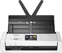 Brother ADS-1700W Mobil duplex dokumentumszkenner A4 600 x 600 dpi 25 oldal/perc, 50 kép/perc USB, USB Host, WLAN 802.1 Brother