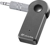 Cellularline BTMUSICRECEIVERK Bluetooth zene vevő Bluetooth: 4.2 10 m Beépített akku Cellularline