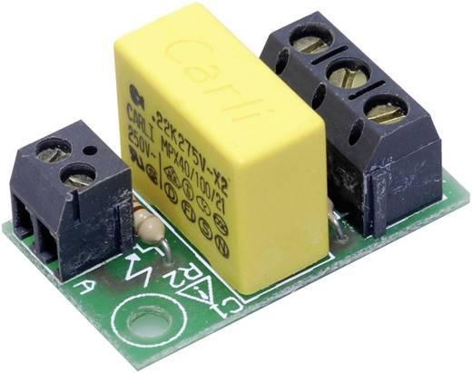 Előtét-panel 230V~-hoz 2 típus