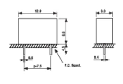 Riasztó szenzor/Vibrációs érzékelőB200