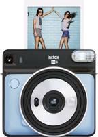 Fujifilm Instax Square SQ6 Azonnali kép kamera Aqua kék Fujifilm