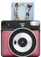 Fujifilm Instax Square SQ6 Azonnali kép kamera Rubinvörös Fujifilm