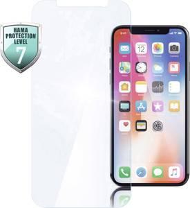 Hama Crystal Clear Kijelzővédő üveg Alkalmas: Apple iPhone XS Max 1 db (00183457) Hama
