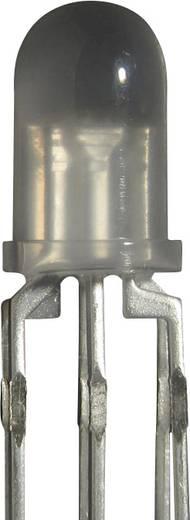 Színes LED RGB Kerek 5 mm 25 mcd, 30 mcd, 20 mcd 60 ° 20 mA 1.7 V, 2.2 V, 3 V Kingbright LF 59