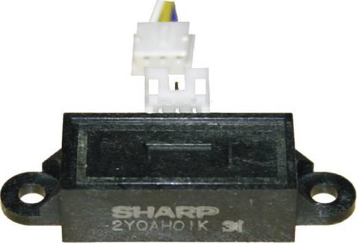 Precíziós távolságmérő érzékelő