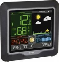 TFA Season 35.1150.01 Rádiójel vezérlésű digitális időjárásjelző állomás Előrejelzés 1 napos (35.1150.01) TFA